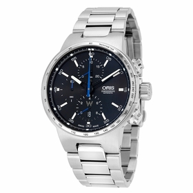 Oris 01 774 7717 4154-07 8 24 50 Williams F1 Mens Chronograph Automatic Watch
