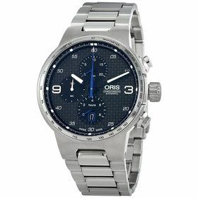 Oris 01 774 7717 4164-07 8 24 50 Williams Mens Chronograph Automatic Watch