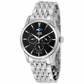 Oris 01 781 7703 4054-07 8 21 77 Artelier Complication Mens Automatic Watch