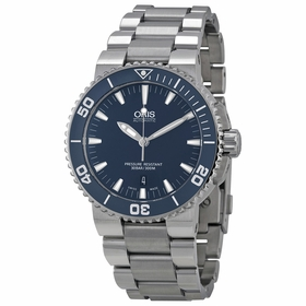 Oris 01 733 7653 4155-07 8 26 01PEB Divers Mens Automatic Watch