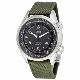 Oris 733-7705-4134GRFS Big Crown Propilot Mens Automatic Watch
