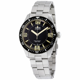 Oris 733-7707-4064MB Divers Mens Automatic Watch