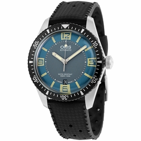Oris 01 733 7707 4065-07 4 20 18 Divers Sixty-Five Mens Automatic Watch