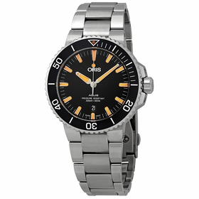 Oris 01 733 7730 4159-07 8 24 05PEB Aquis Date Mens Automatic Watch