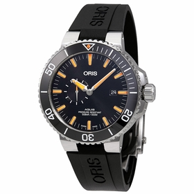 Oris 01 743 7733 4159-07 4 24 64EB Aquis Mens Automatic Watch