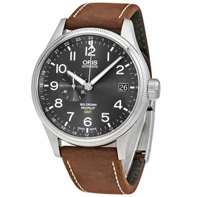 Oris 01 748 7710 4063-07 5 22 05FC Big Crown ProPilot GMT Mens Automatic Watch