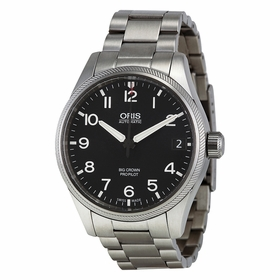 Oris 01 751 7697 4164-07 8 20 19 Big Crown ProPilot Mens Automatic Watch