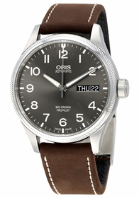 Oris 01-752-7698-4063-07-5-22-05fc Big Crown Pro Pilot Mens Automatic Watch