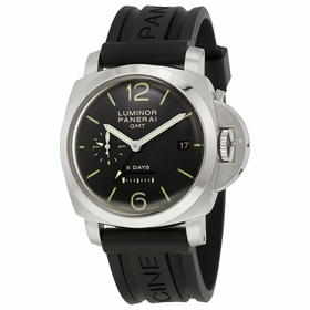 Panerai PAM00233 Luminor 1950 8 Days GMT Mens Hand Wind Watch