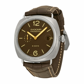 Panerai PAM00346 Radiomir 8 Days Mens Hand Wind Watch