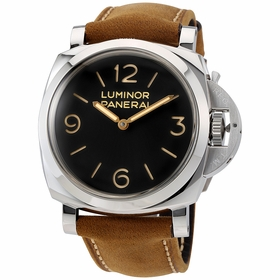 Panerai PAM00372 Luminor 1950 3 Days Mens Hand Wind Watch