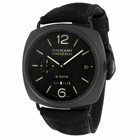 Panerai PAM00384 Radiomir 8 Days Mens Hand Wind Watch