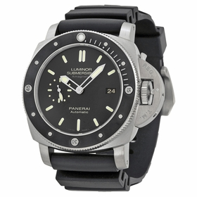 Panerai PAM00389 Luminar Submersible 1950 Amagnetic Mens Automatic Watch