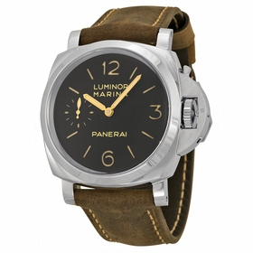 Panerai PAM00422 Luminor Marina Mens Hand Wind Watch