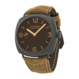 Panerai PAM00504 Radiomir Composite 3 Days Mens Hand Wind Watch