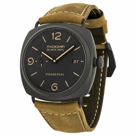 Panerai PAM00505 Radiomir Composite Black Seal 3 Days Mens Automatic Watch