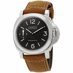 Panerai PAM00541 Luminor Marina Mens Hand Wind Watch