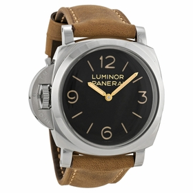 Panerai PAM00557 Luminor 1950 Left-handed 3 Days Acciaio Mens Hand Wind Watch