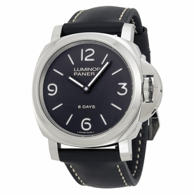 Panerai PAM00560 Luminor Base 8 Days Acciaio Mens Hand Wind Watch