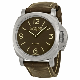 Panerai PAM00562 Luminor Base 8 Days Acciaio Mens Hand Wind Watch