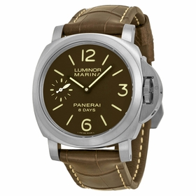 Panerai PAM00564 Luminor Marina 8 Days Titanio Mens Hand Wind Watch