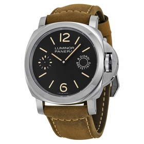 Panerai PAM00590 Luminor Marina Mens Hand Wind Watch