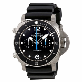 Panerai PAM00615 Luminor 1950 Mens Chronograph Automatic Watch