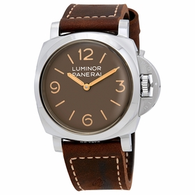 Panerai PAM00663 Luminor 1950 Acciao Mens Hand Wind Watch