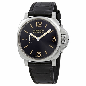 Panerai PAM00676 Luminor Due Mens Hand Wind Watch