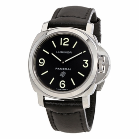 Panerai PAM01000 Luminor Base Logo Acciaio Mens Hand Wind Watch