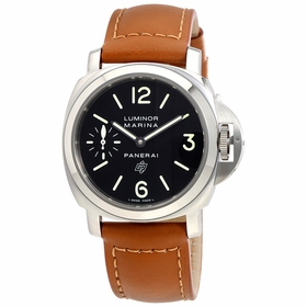 Panerai PAM01005 Luminor Marina Mens Hand Wind Watch