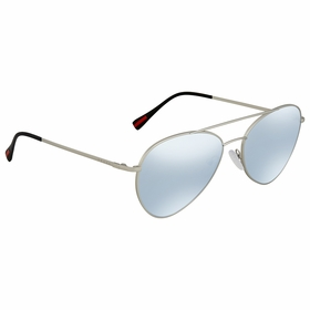 Prada PS50SS 1AP5Q0 60 Linea Rossa Mens  Sunglasses