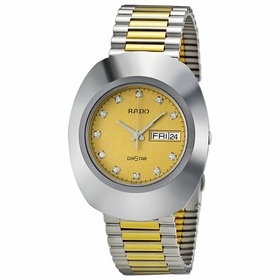 Rado R12391633 The Original Mens Quartz Watch