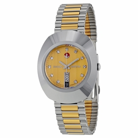 Rado R12408633 Original Diastar Mens Automatic Watch