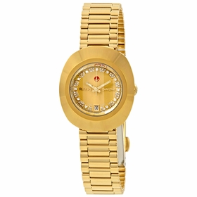 Rado R12416673 The Original S Ladies Automatic Watch