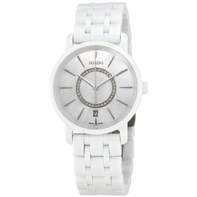 Rado R14065907 Diamaster Ladies Quartz Watch