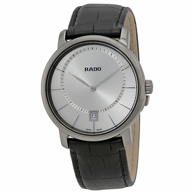 Rado R14135106 Diamaster Mens Quartz Watch