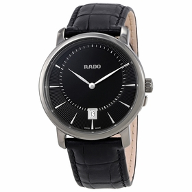 Rado R14135156 Diamaster Mens Quartz Watch