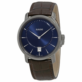 Rado R14135206 Diamaster Mens Quartz Watch