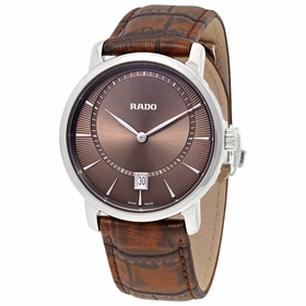 Rado R14135306 DiaMaster XL Mens Quartz Watch