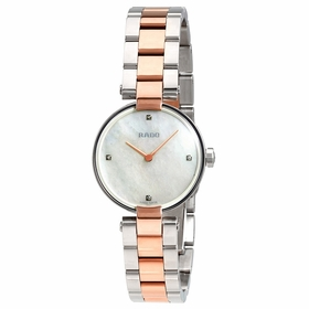 Rado R22854913 Coupole Ladies Quartz Watch