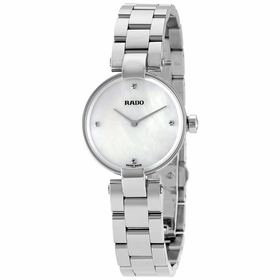 Rado R22854933 Coupole Ladies Quartz Watch