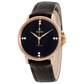 Rado R22865755 Coupole Classic Ladies Automatic Watch
