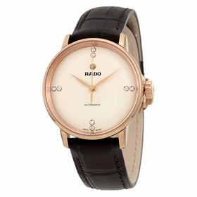 Rado R22865765 Coupole Classic Ladies Automatic Watch