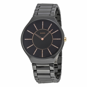 Rado R27741702 True Thinline Ladies Quartz Watch