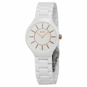 Rado R27958702 TRUE Ladies Quartz Watch