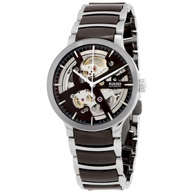 Rado R30179302 Centrix Open Heart Mens Automatic Watch