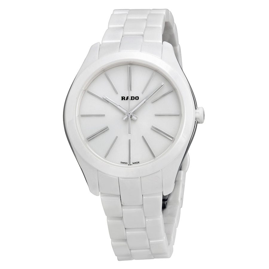 Rado Hyper Chrome Ceramic Case Bracelet Ladies Watch