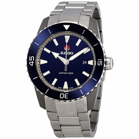 Rado R32501203 HyperChrome Captain Cook Mens Automatic Watch