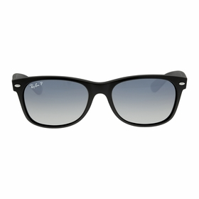 Ray Ban RB2132 601S78 55 New Wayfarer Unisex  Sunglasses